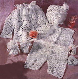Tina's handicraft : white kids set