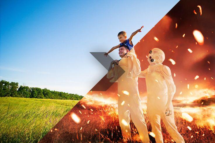 Stockpocalypse: dando um ar pós-apocalíptico em imagens com Photoshop
