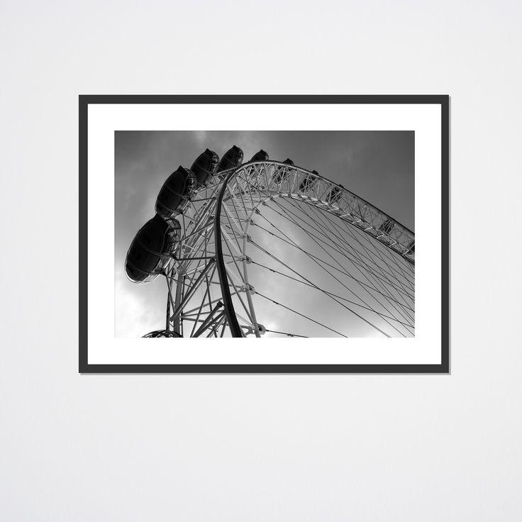 Hexa I | Foto impresa en papel fotográfico + marco. Desde $590