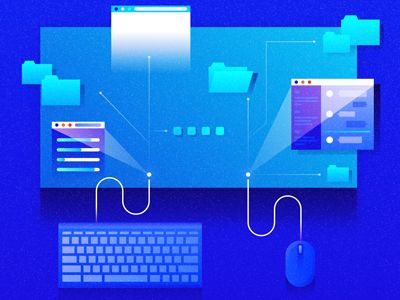 Configure VNC by Alex S. Mostov #Design Popular #Dribbble #shots