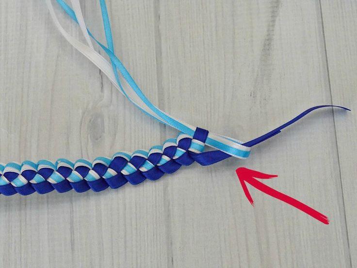 Snap Hawaiian Plumeria Ribbon Lei Graduation Lei Great For Any
