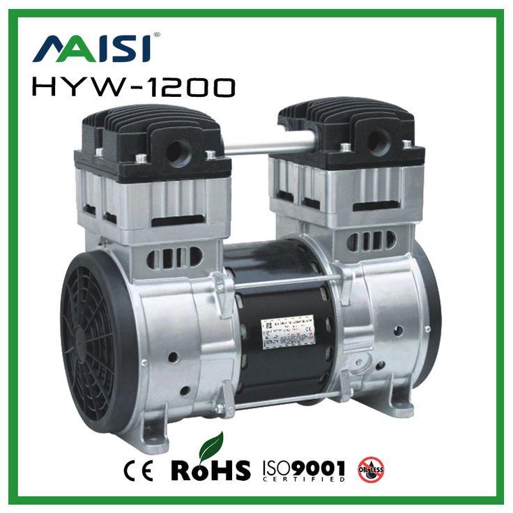 Check Discount (HYW-1200) 220V /380V 200L/MIN 1200 W Oilless Piston Compressor Pump #(HYW-1200) #220V #/380V #200L/MIN #1200 #Oilless #Piston #Compressor #Pump
