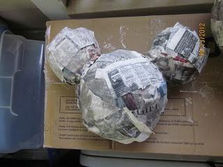 Paper mache pinata, Paper mache and Mickey mouse head on ...