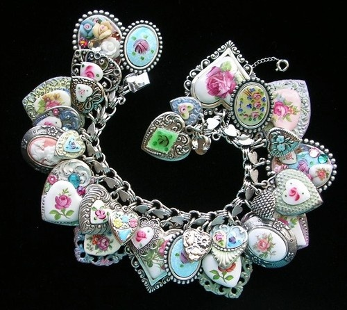 17 Best Ideas About Heart Charm On Pinterest Sterling