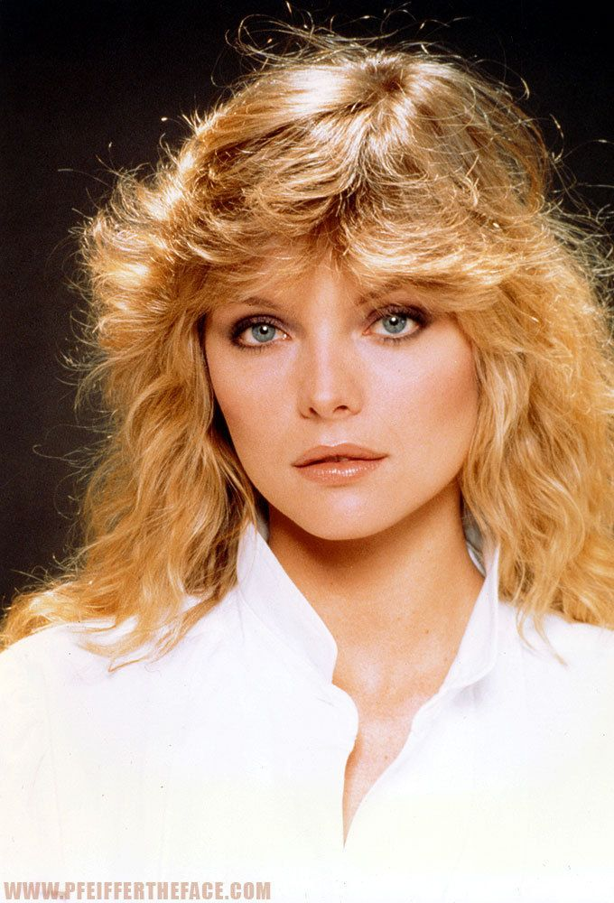 Michelle Pfeiffer - gorgeous in the 80s