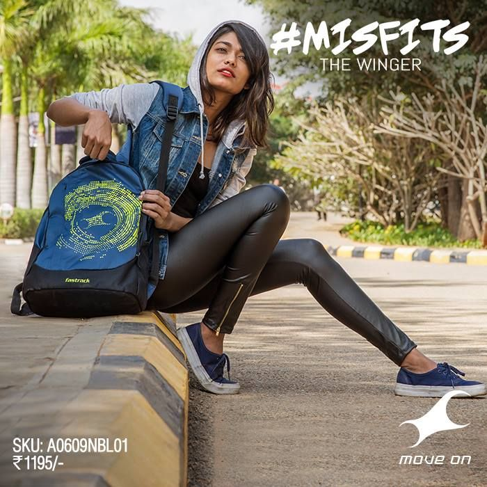 When rules are not your thing. #Misfits from Fastrack.