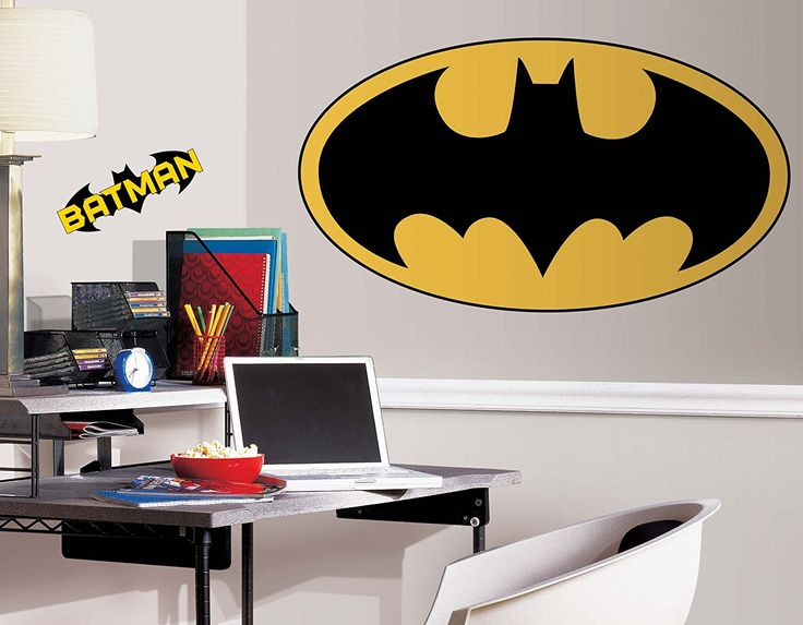 Now you can design a batman themed bedroom for your son. Just a few changes will create an awesome batman bedroom.