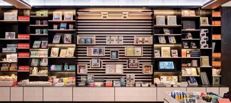 Victoria and Albert Museum Victoria and Albert museum has a redesigned shop, take a look!   www.delightfull.eu/blog   #interiordesigner #midcentury #lightingdesign