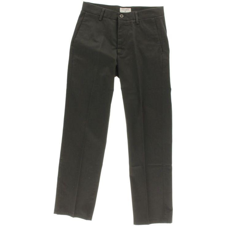 Dockers Mens Twill Slim Fit Khaki Pants