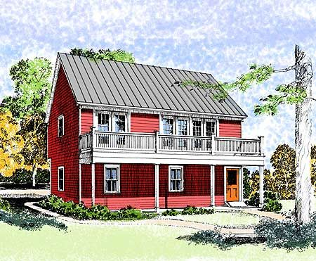 52 best images about small home design on pinterest for Carriage house plans with loft