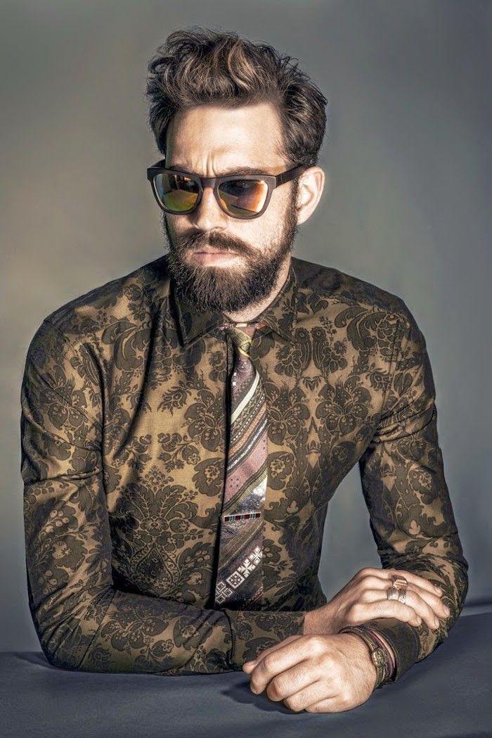 Coupe HIPSTER : Le style Pompadour et autres tendances en 50 idées