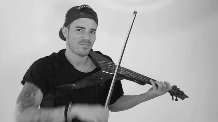 Nicky Jam - Hasta El Amanecer (Violin Cover by Robert Mendoza)