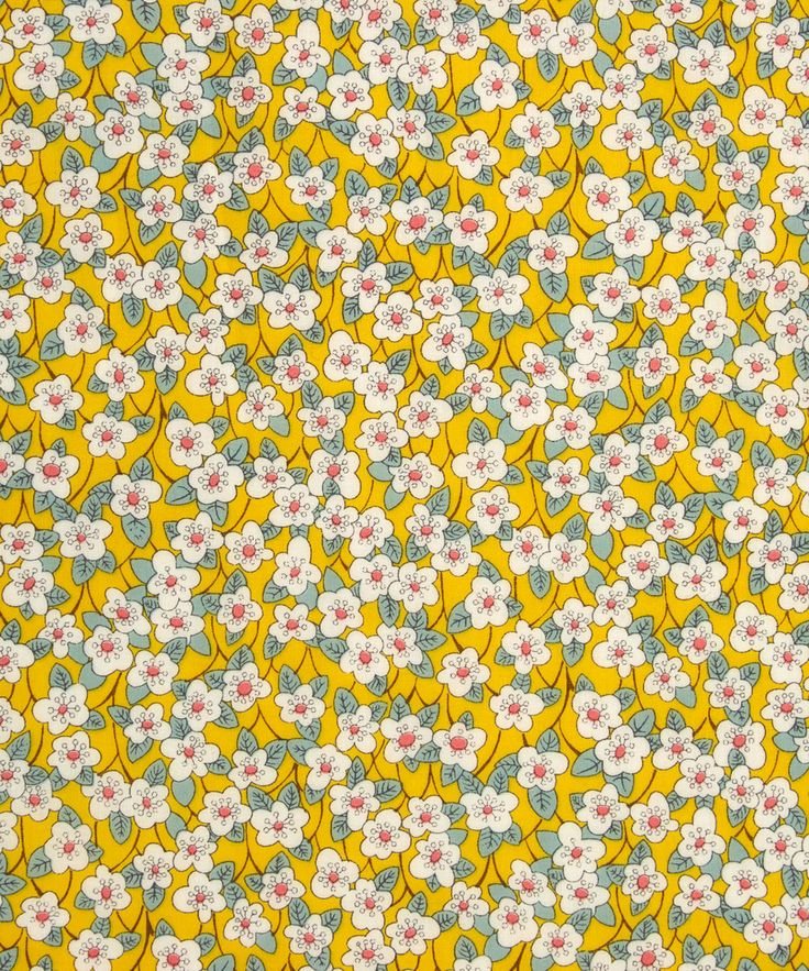 Liberty Art Fabrics Ffion Tana Lawn Cotton | Fabric | Liberty.co.uk