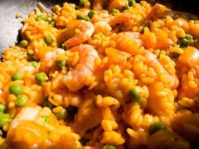 Thermomix Recipes: Seafood Paella with Thermomix