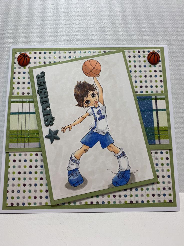Happy Birthday Basketball Boy card, Birthday Basketball ...
