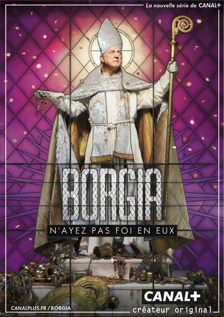 Borgia (2011-2012 ) Francia - DVD SERIES 172