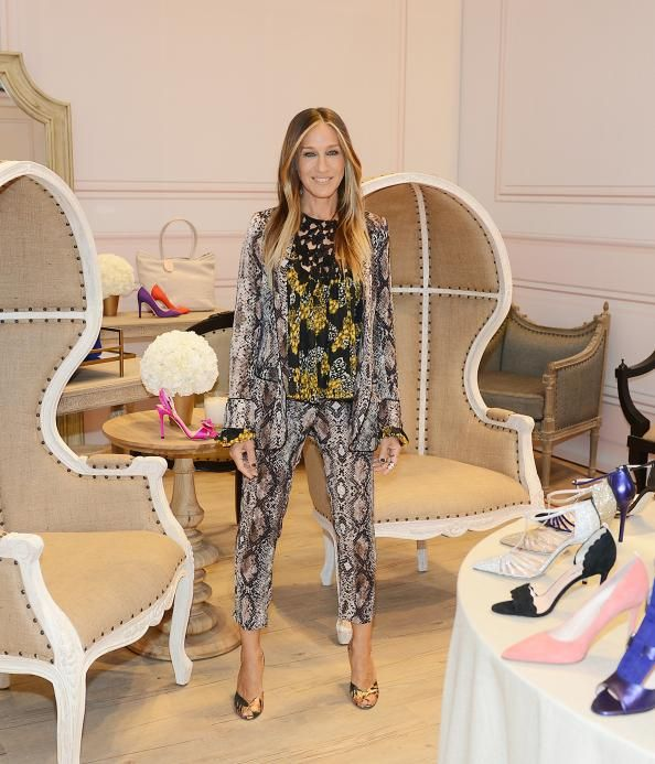 Sarah Jessica Parker just launched a new capsule collection for Zappos Couture. Check out InStyle's favorite shoes from the line.