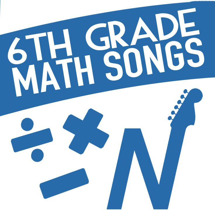 11 best 6th Grade Math Songs images on Pinterest | Math songs, 5th ...
