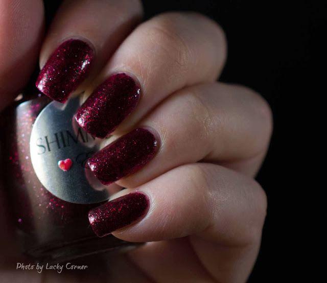 Lacky Corner: Shimmer Polish - Eva