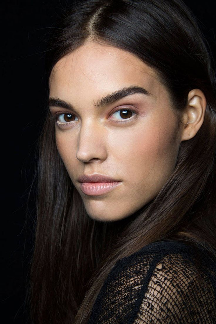 New Makeup Brushes: The Best Beauty Looks From New York: Spring 2015