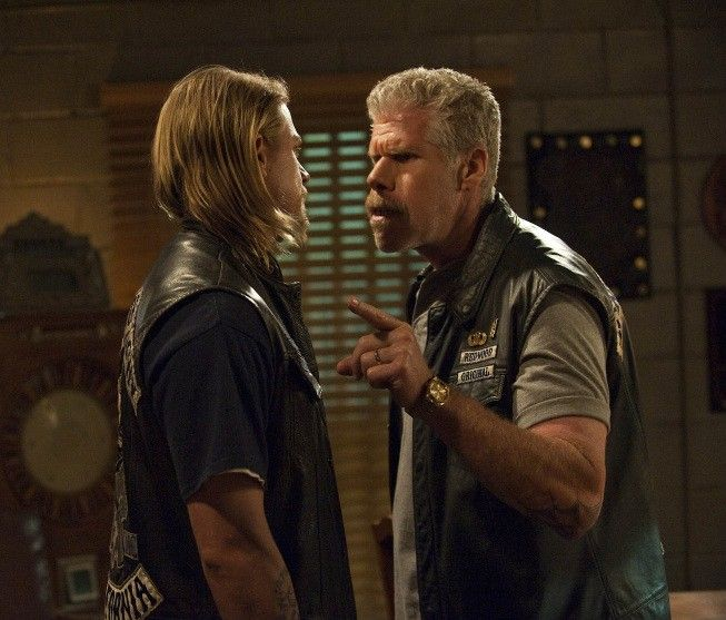 71 Best Images About Sons Of Anarchy Ron Perlman On