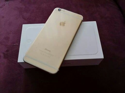 Apple iPhone 6 Plus Gold 64gb