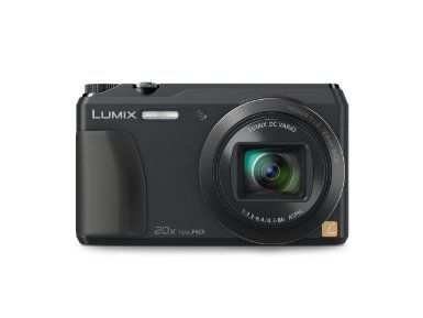 Panasonic Lumix DMC-TZ55EB-K Compact Digital Camera: Amazon.co.uk: £199