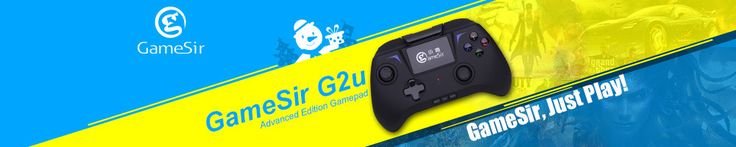 GameSir G2u Bluetooth Wireless Gamepad Joystick Game Controller For Android iOS Phone Tablet Laptop TV BOX