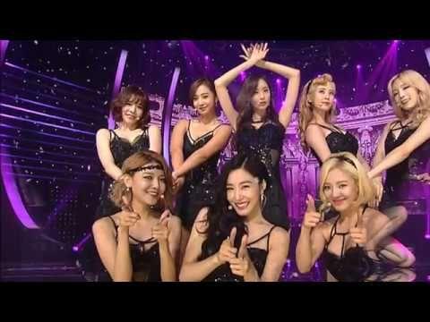 Girls' Generation at DMC Festival MBC Radio DJ Concert