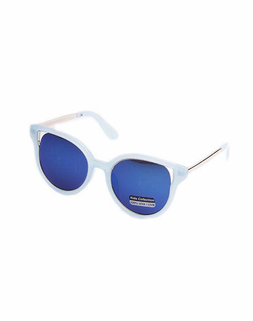 04ff2701b483 Kid Cat Eye Jelly Pastel Sunglass | Baby | Sunglasses, Cat eye, Jelly