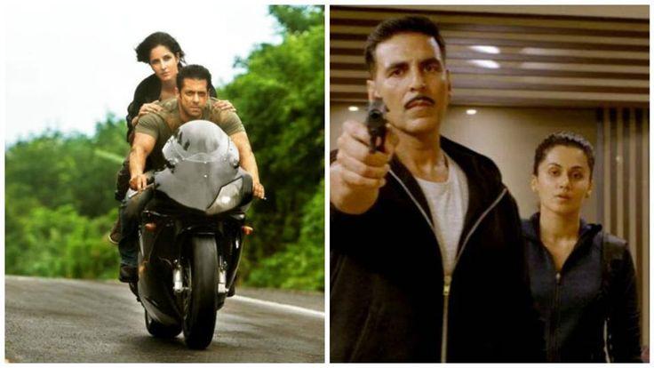 Ek Tha Tiger to Naam Shabana: 16 Bollywood films banned in Pakistan - Hindustan Times #FansnStars
