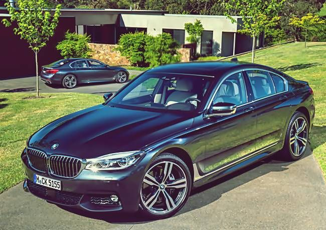 2017 BMW 5 Series G30 M Sport Package