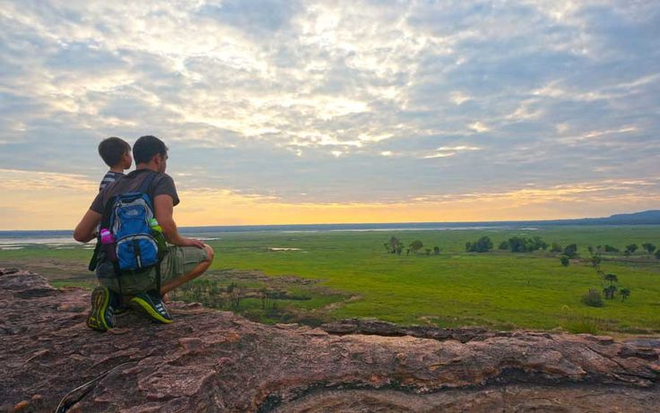 Kakadu with kids. Tips and recommendations.