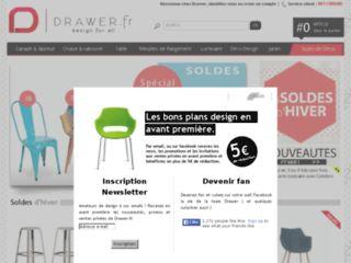 Réductions de Drawer, code promo réduction et échantillons ou cadeaux gratuit