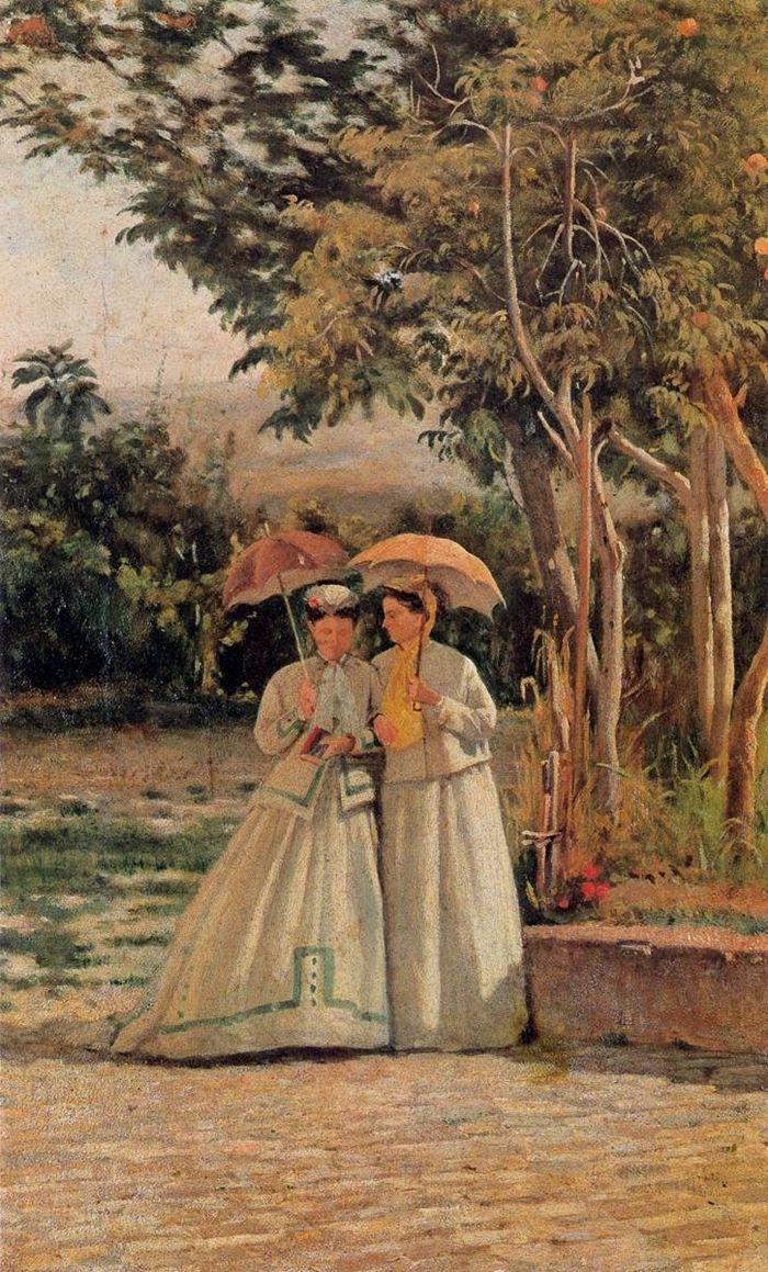 Giovanni Fattori 1825-1908   Italian painter   Verismo/Realism movement