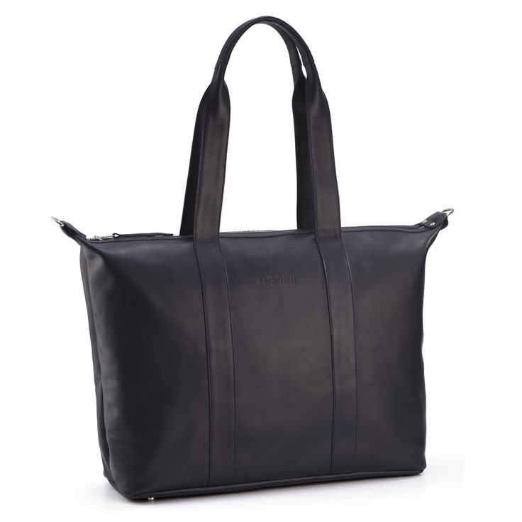 MORINI MOCO LEATHER BAG // NAVY BLUE http://morini.pl/