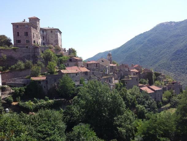 L'antico borgo di Balestrino, #Savona