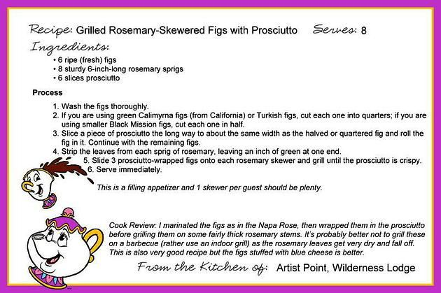 Rainbow Gospel Radio | Grilled Rosemary-Skewered Figs with Prosciutto