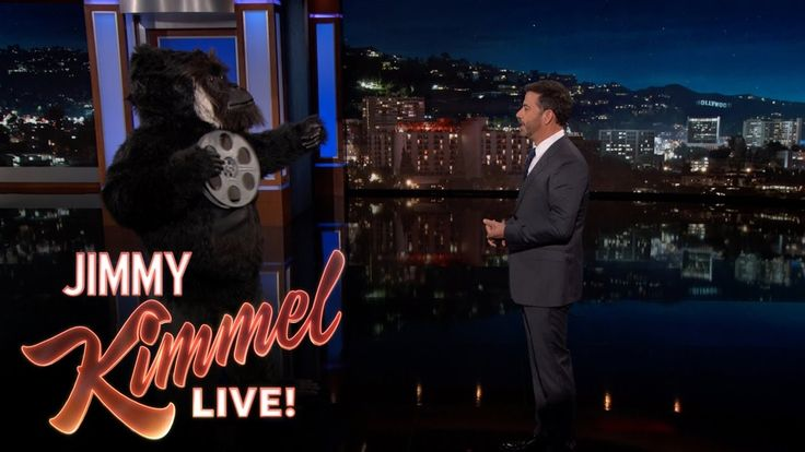 Tom Hiddleston Surprises Jimmy Kimmel with New Kong: Skull Island Trailer
