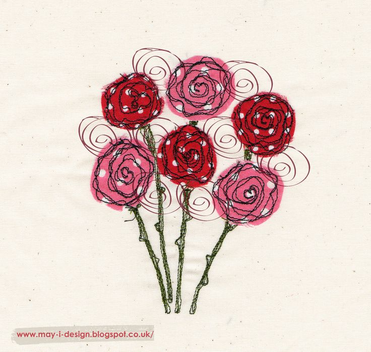 Day 1, today's prompt is abstract, so here are so abstract roses ... http://may-i-design.blogspot.co.uk/2015/03/spring-into-design-day-ten.html