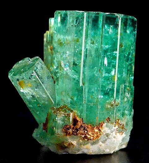 Emeralds are gorgeous