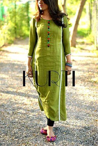 long kurtis are trendy nowadys