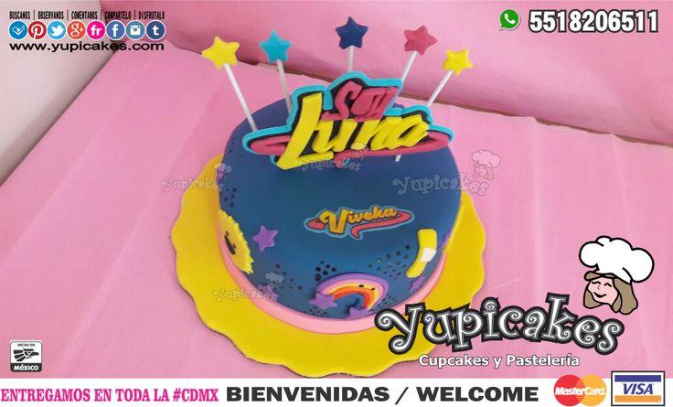 🎉😊 ¡Tenemos el pastel de cumpleaños que toda fan de Soy Luna desea tener en su fiesta! 😋😍 ¡Haz tus pedidos HOY! 😉 🔵Cotiza en línea en 👉 www.facebook.com/yupicakes 👈 o envía WhatsApp al ☎ 5518206511 🔵 ENTREGAMOS EN TODA LA CDMX 🔵 #Yupicakes #CDMX #Pastel #SoyLuna #Cumpleaños #Fan #Fiesta #Divertido #Delicioso #Original