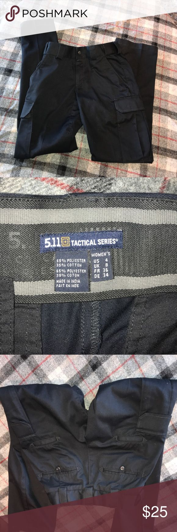 5.11 Tactical Series sz 4 Like new condition 5.11 Tactical Pants