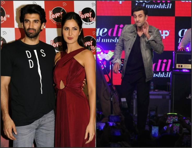 Off late a lot has been talked about Katrina Kaif and Aditya Roy Kapur's special friendship. #Katrnia #Randir  http://www.glamoursaga.com/5040-2/