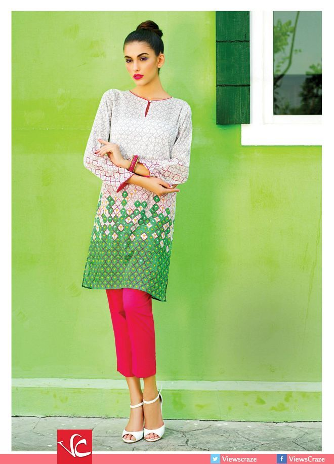 Alkaram Lawn Collection 2015 – Volume 02 (Complete Catalogue)