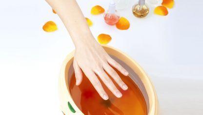 Tratamiento de manos secas
