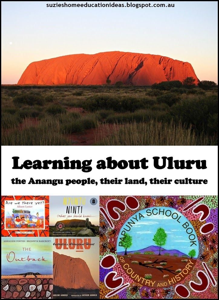 Learning about Uluru - Australian History: List of books and documentaries for understanding the Anangu people, their culture and their land