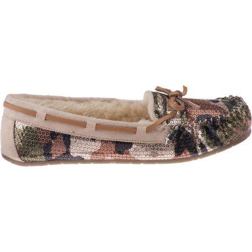 Magellan Outdoors™ Women's Camo Sequin Slippers