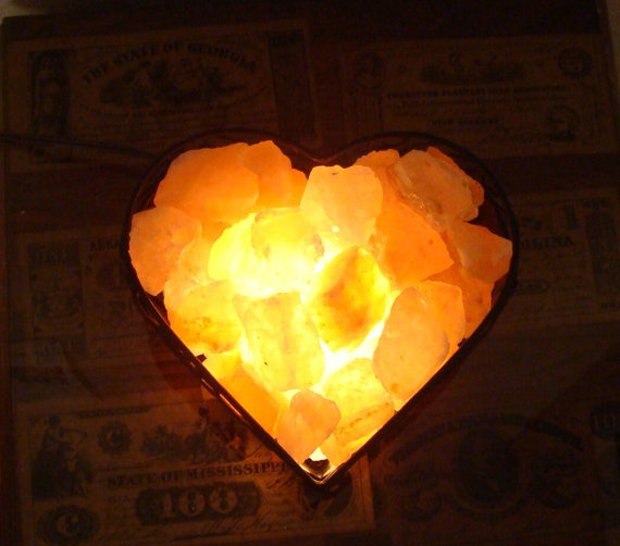 105 best images about Himalayan Salt Lamps on Pinterest News articles, Natural healing and ...